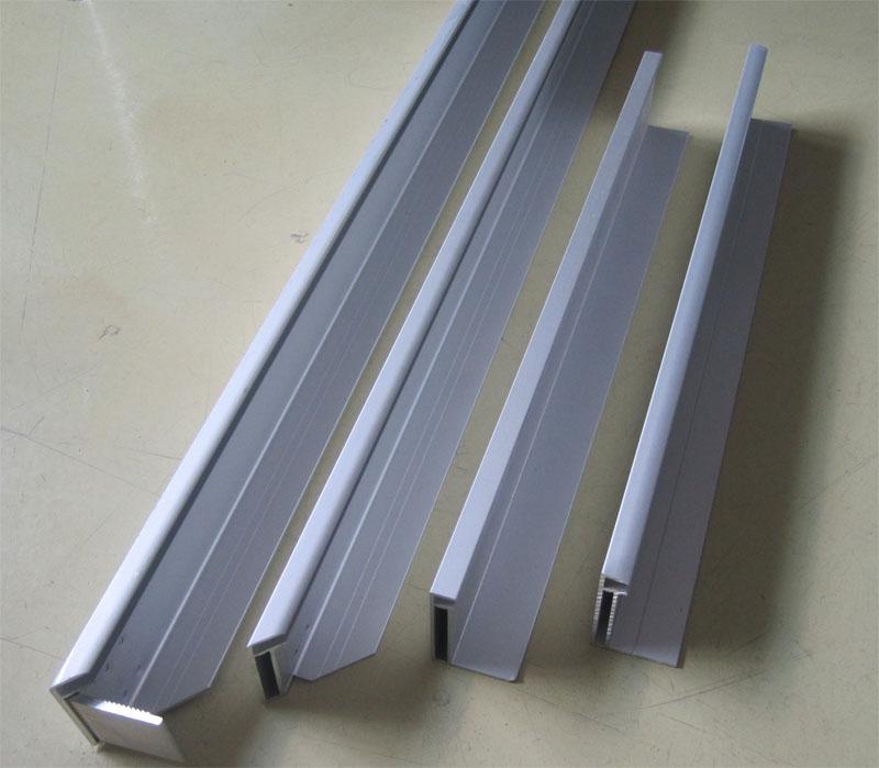 Solar Panel Aluminum Profile Solar Panel Mounting Kits