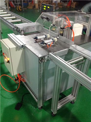 Aluminum Cutting Machine Electric Cnc Tapping Machine